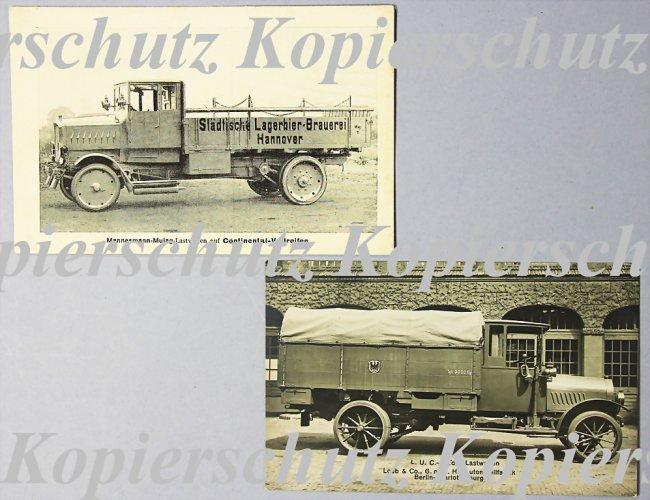 Mannesmann-Mulag lorry