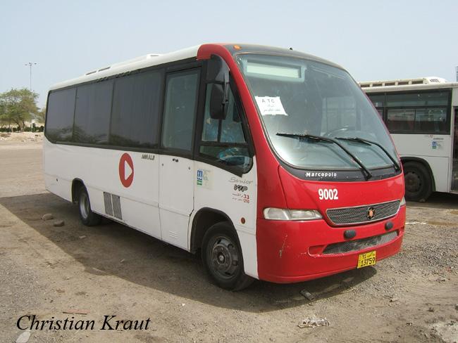 Marcopolo Agrale Senior VIP KWT Citybus