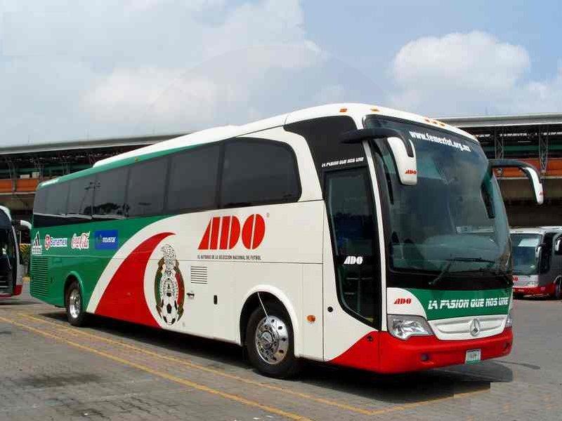 Marcopolo Multego MA Merc. Benz Mexico