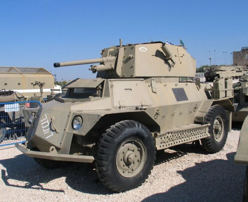 Marmon-Herrington Armoured Car Mk IV  Mk IVF
