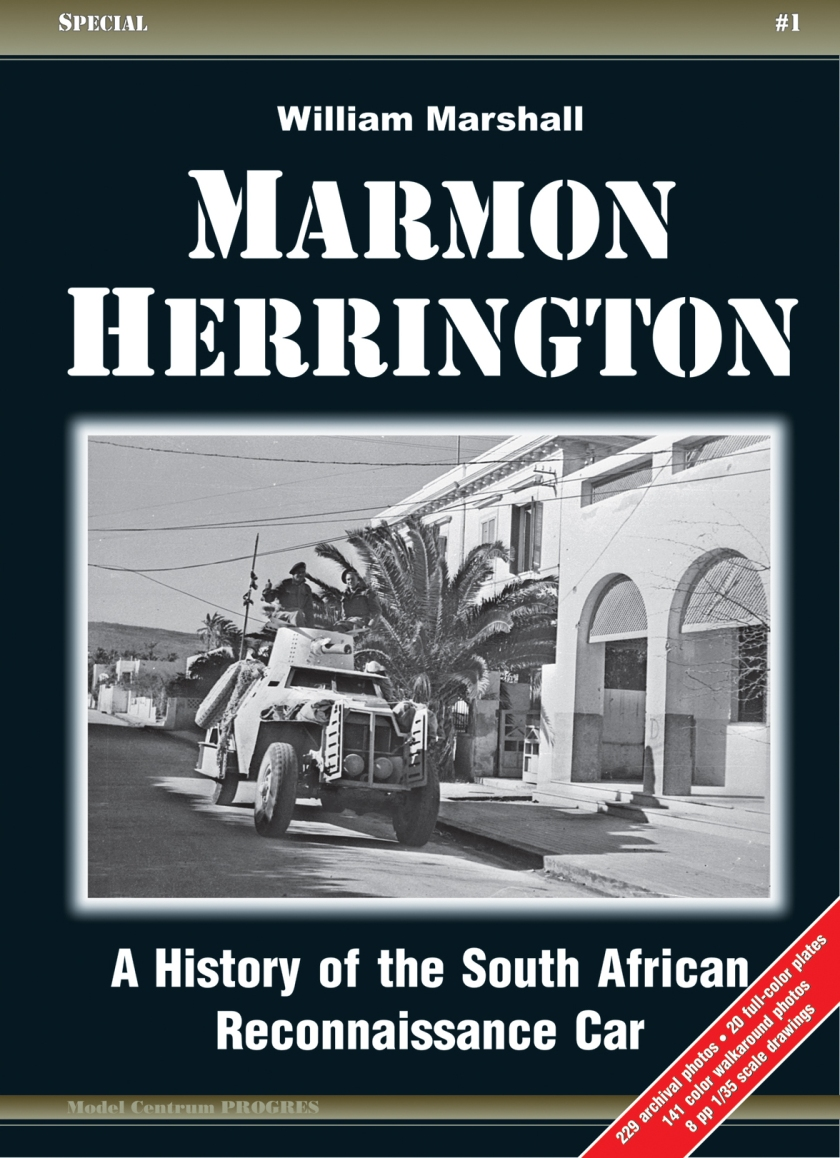 Marmon-Herrington by William Marshall
