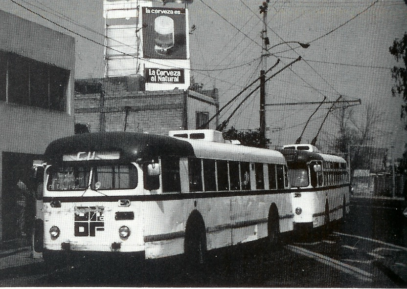 Marmon Herrington Trolley's in MexicoCity-355