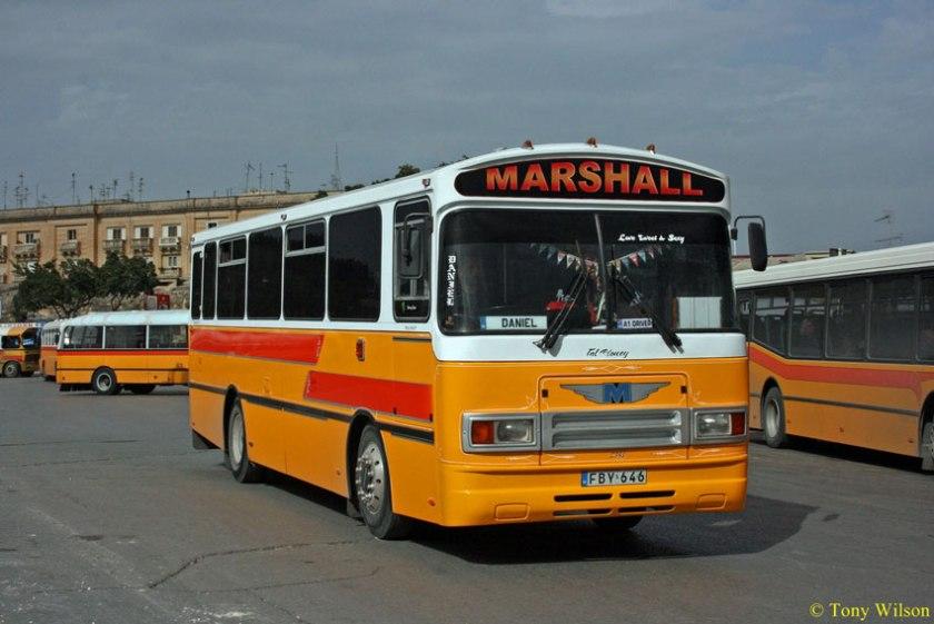 Marshall Malta m122