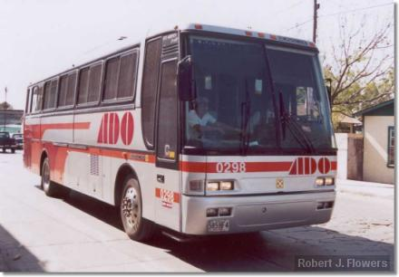 MASA -Busscar Coach Mexico