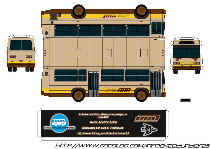 Masa somex S500 r-100 amarillo