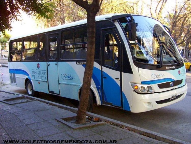 Mascarello Galicia VW MINI-PAUNY 2000 argentina