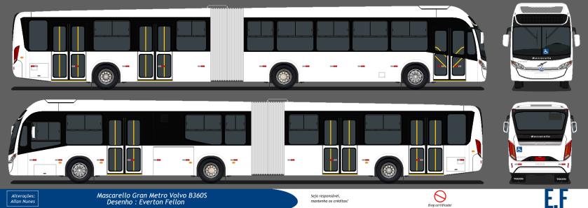 Mascarello Gran Metro Volvo B360S