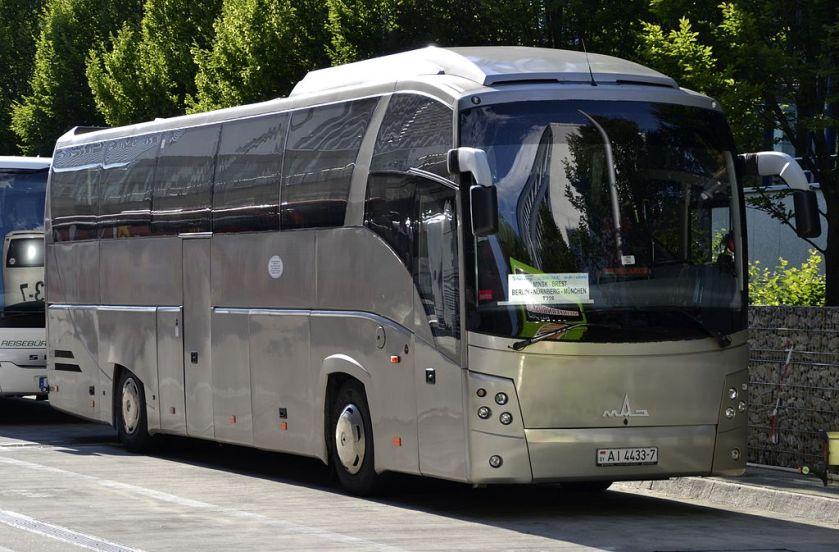 MAZ-251 in Munich