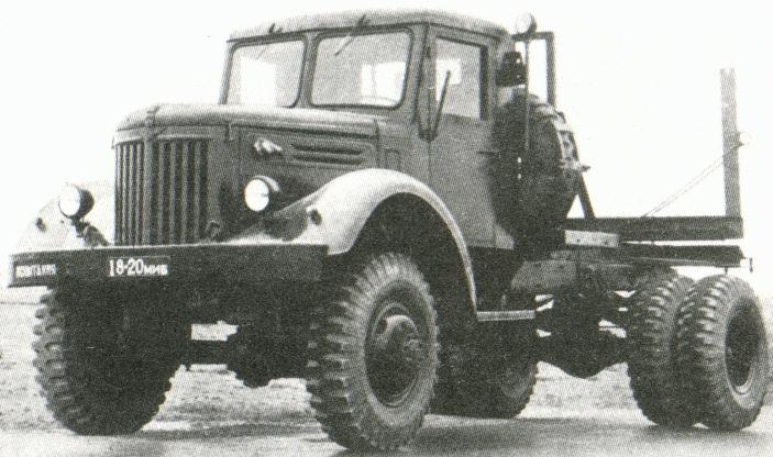 maz 501