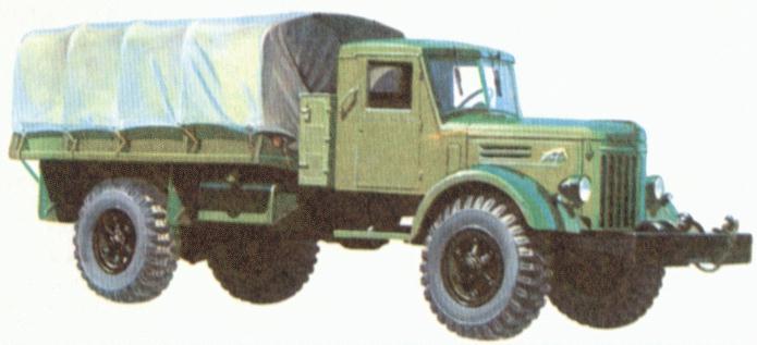 maz 502a