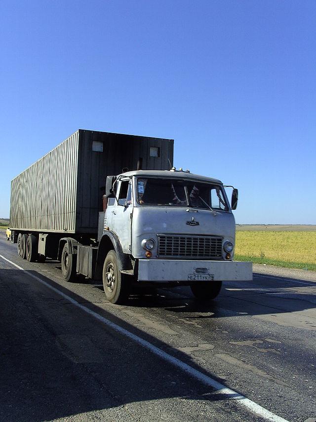 MAZ-504 (tractor-trailer)