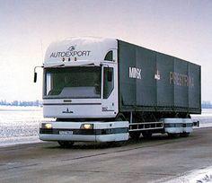 Maz 515 of Belarus a