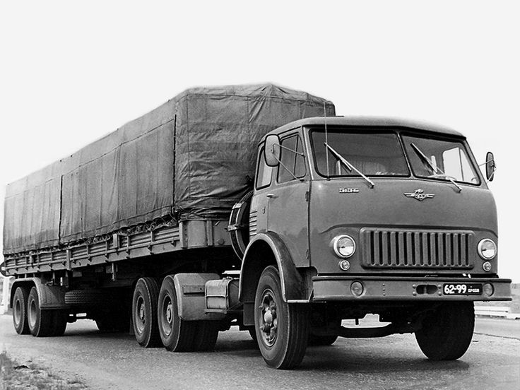 Maz 515 of Belarus