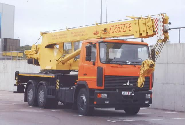 Maz 630333 6x4