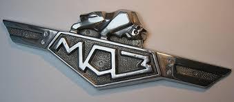 MAZ emblem - 1965