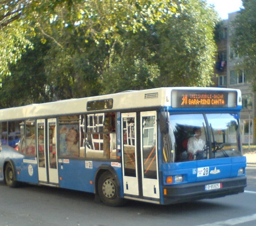 MAZ Iasi-Romania