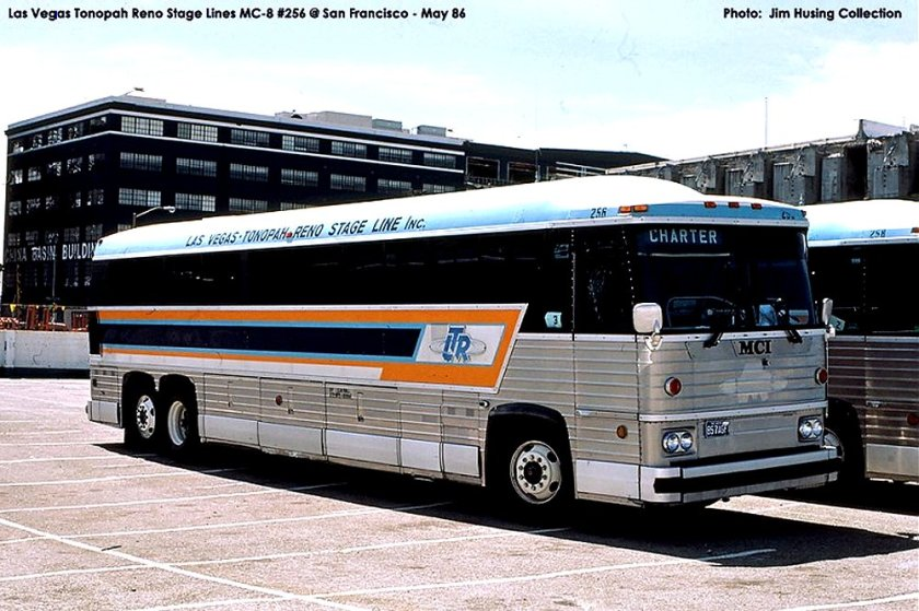 MCI 8 LTR stage Lines 256