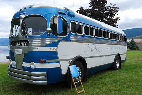 MCI Courier Coach Model 200..