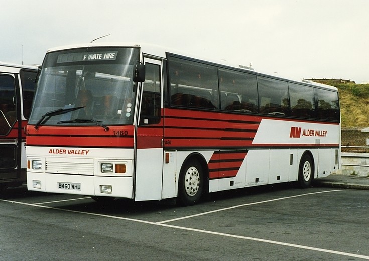 MCW B460WHJ Alder Valley Metroliner with C51F body