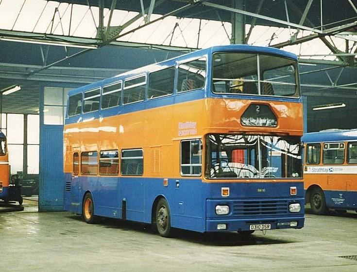 MCW doubledeck bus