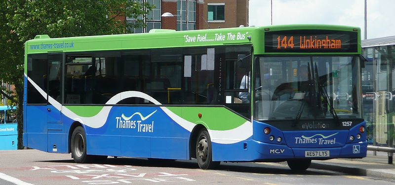 MCW Evolution Thames Travel 1257