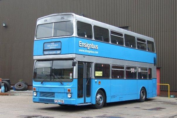 MCW Metrobus Ensign