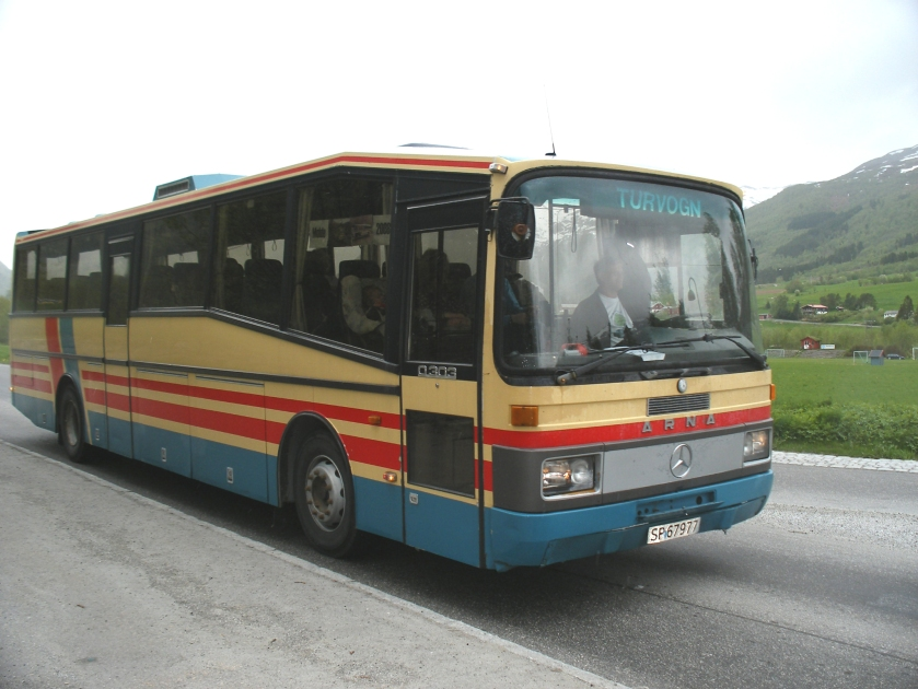 Mercedes Benz 0303-ARNA