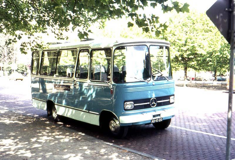 Mercedes Benz AB