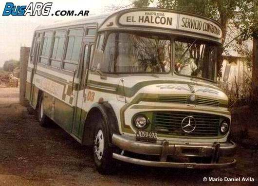 Mercedes Benz Arg 03