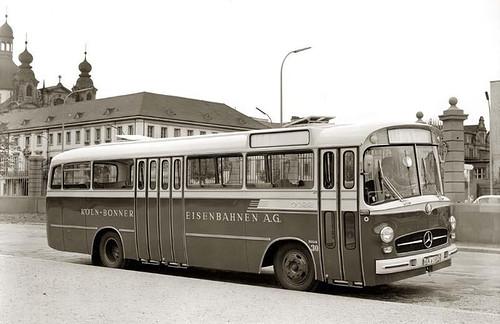 Mercedes Benz bus Eisenbahn AG