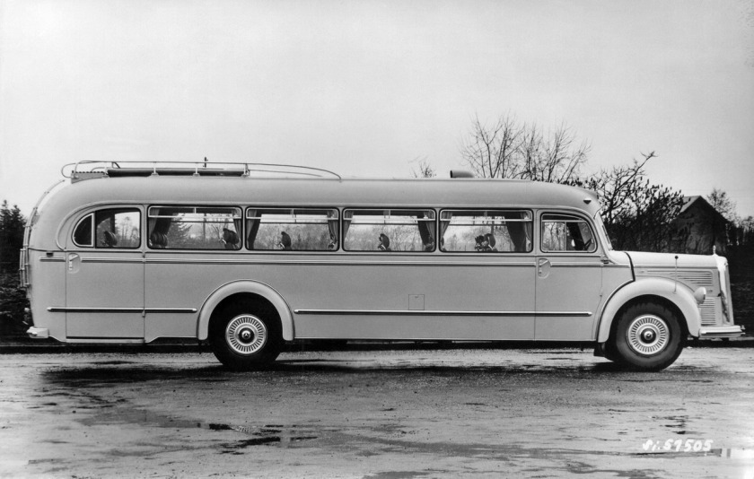 Mercedes-Benz Bus History - PART I (14)