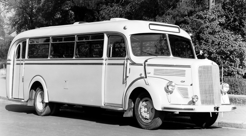 Mercedes-Benz Bus History - PART I (18)