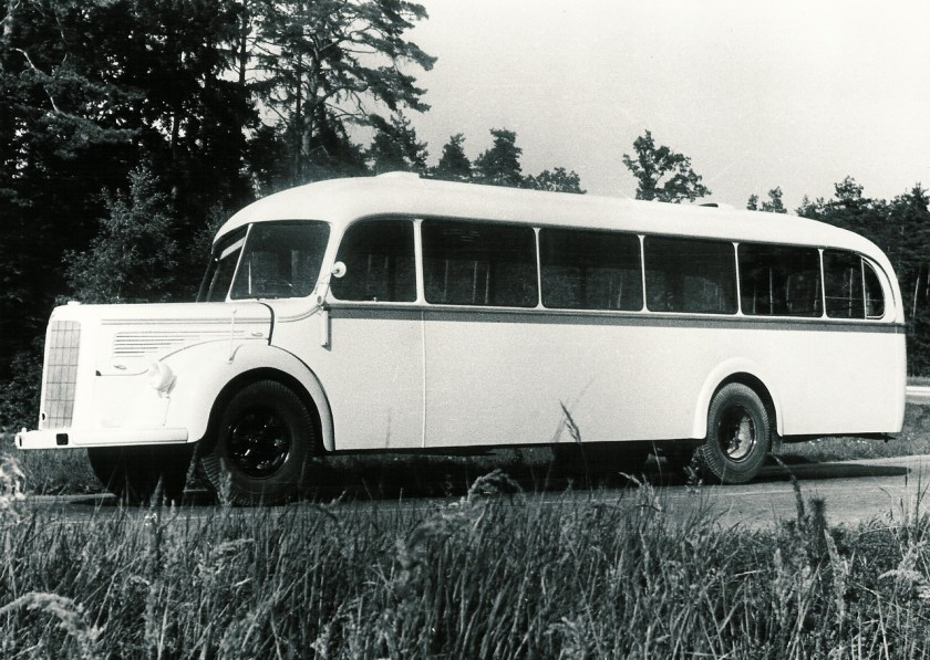 Mercedes-Benz Bus History - PART I (4)