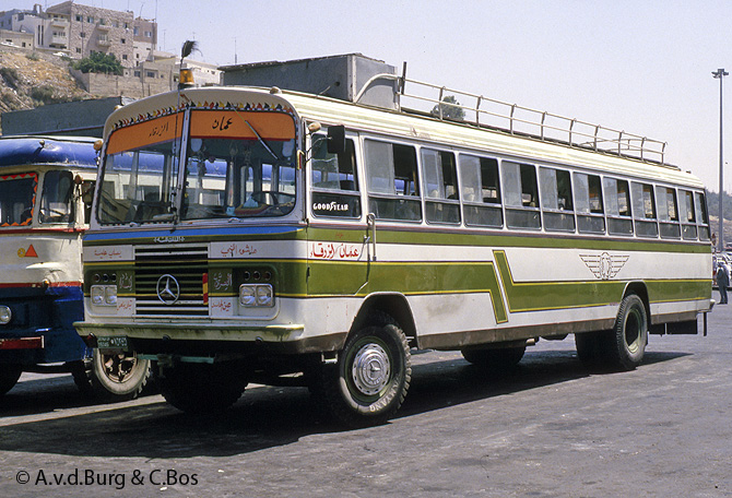 Mercedes-Benz bus Jord