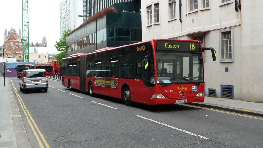 Mercedes-Benz Citaro First London