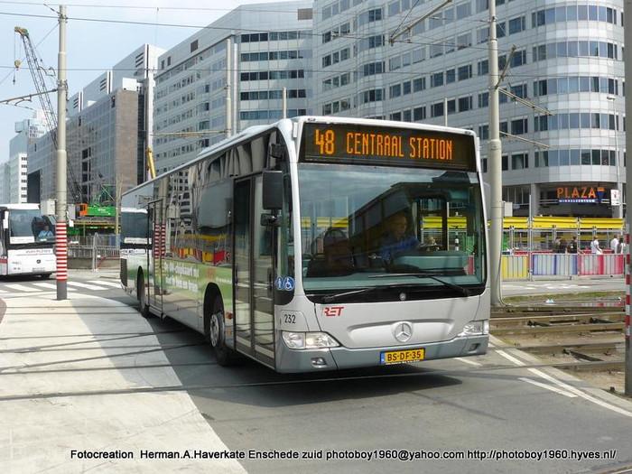 Mercedes Benz Citaro RET Rotterdam NL