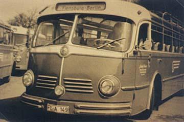 Mercedes-Benz Coach Omnibus O 6600 H