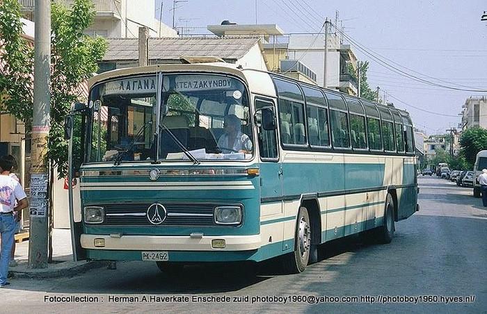 Mercedes Benz (Deutz) Zakynthos Griekenland