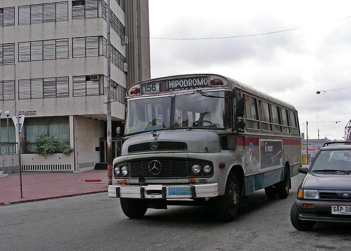Mercedes Benz Hippodrome