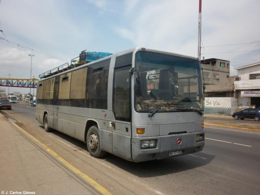 Mercedes Benz InVenezuela