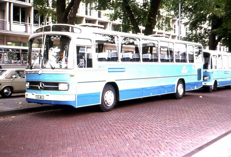 Mercedes Benz KLM-ABB