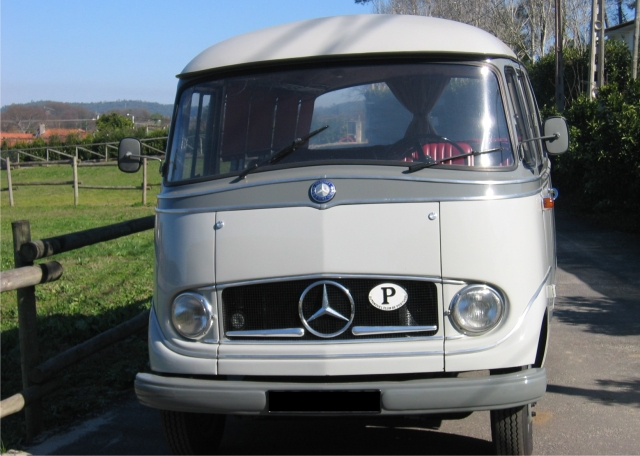 Mercedes Benz L319 k