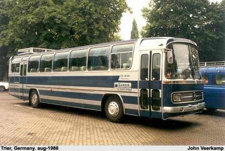 Mercedes-Benz O302-Biamax Coach Greece