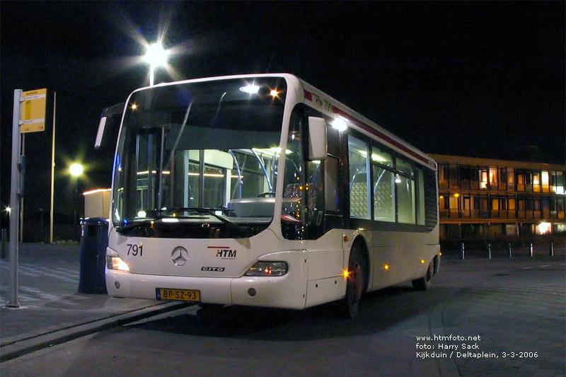 Mercedes Benz O520 Cito-Evobus 791avond