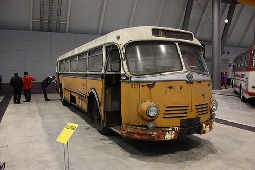 Mercedes-Benz Omnibus O 6600 H