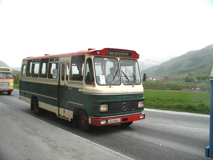 Mercedes Benz Storfjord-rutebillag N