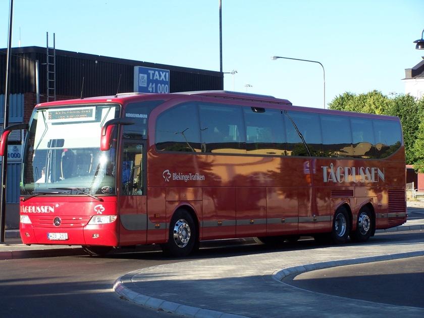 Mercedes Benz Tågbussen