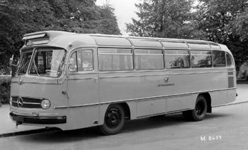 Mercedes-Benz Type O 321 H Omnibus
