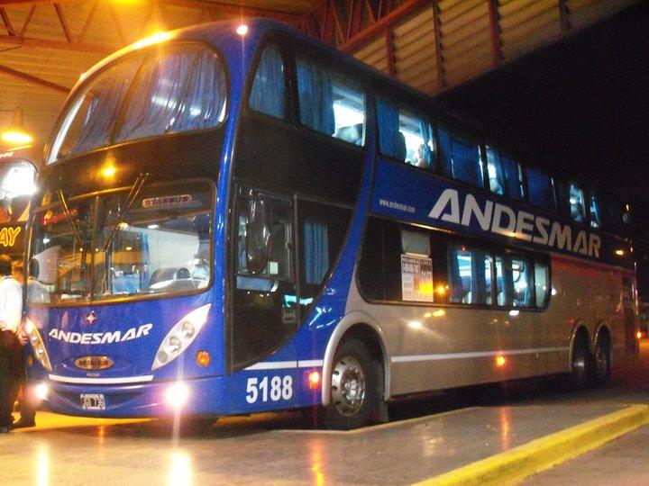 Metalsur Starbus - ANDESMAR coche 5188
