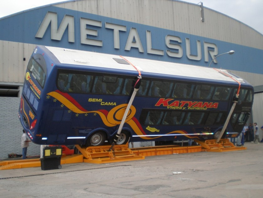 Metalsur Test